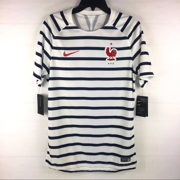 3fc282eb874 Nike Shirts | France Drifit Squad Shirt Jersey Soccer | Poshmark